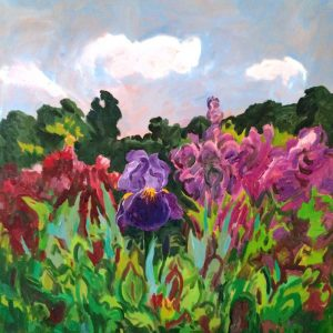 "John Sauers ""A Flowery Morning"" at Oxford Arts Alliance"