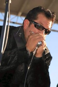 Russ Lambert will perform at the Paoli Blues Fest.