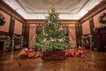 A Longwood Christmas begins Nov. 24.