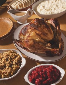Thanksgiving is as much about the side dishes as the star of the dish.